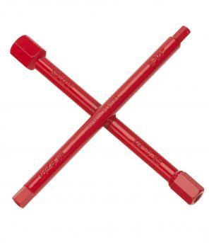 2204 : 4 way sanitary cross wrench