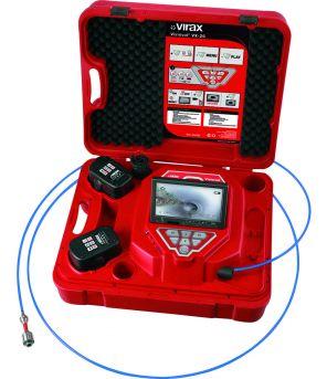 2940 : Έγχρωμη ψηφιακή κάμερα και εντοπιστής Visioval® VX