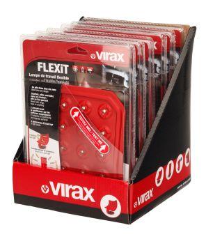 2628 : Verkaufsständer für flexible, mehrfach verstellbare Lampen