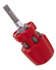 3425: Mini-destornillador de 6 puntas
