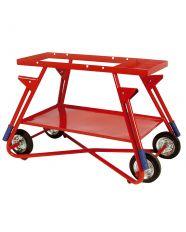 """1624 : Chariot pour machine à fileter 4"""""""